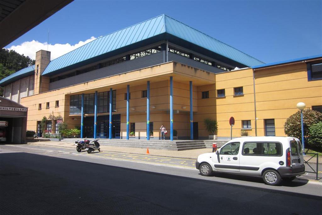 Polideportivo Santanape