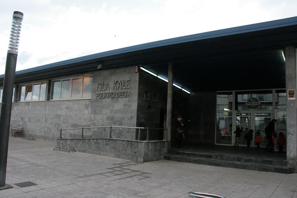 Isla Kale kiroldegia