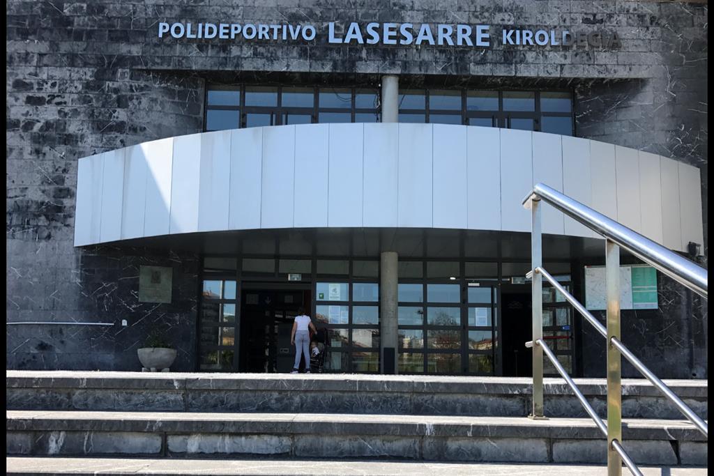 Polideportivo Lasesarre
